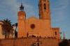 Esglesia de Sant Bartomeu i Santa Tecla, Sitges