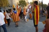 Catalonia Day in Barcelona