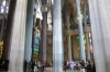 Columns in Sagrada Familia