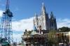 Tibidabo - church & funfair, Barcelona ES