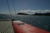 "Sailing on ""On The Edge"" catamaran NZ"