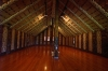 Te Whare Runanga meeting house at the Waitangi Treaty Grounds NZ