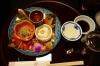 Second Japanese meal at the Kurodaya Ryokan, Beppu, Japan