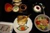 Second breakfast at Kurodaya Ryoka, Beppu, Japan