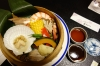 Third dinner at Kurodaya Ryoka, Beppu, Japan