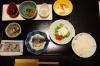 Third breakfast in Kurodaya Ryokan, Beppu, Japan