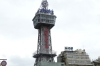The Beppu Tower - a main attraction, Japan