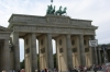 Brandenburg Gate from East Berlin side DE