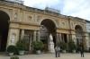 King Frederick William IV statue outside the Orangery Palace, Sanssouci Park, Potsdam DE