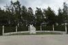 Frederick the Great's grave at Schloss Sanssouci, Sanssouci Park, Potsdam DE