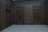 Wall panelling from Aeleppo Christian home (early 17th century AD), Pergamon Museum, Berlin DE