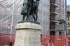 Statue to Pestalozzi - educator, Yverdon-les-Baines CH