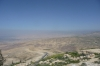Mount Nebo where Moses died and is buried - Dead Sea and Jordan Valley