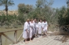 Bethany Beyond Jordan - John the Baptist baptised Christ - Russian pilgrims