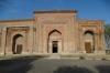 Mausoleum. Uzgen minaret & mausoleum site