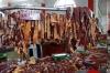 Meat hall, Osh Market, Bishkek