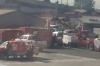 Santas workers are at El Dorado International Airport Bogotá CO