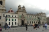 Capilo del Sagrario in Plaza Bolivar, Bogotá CO