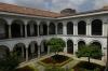 Courtyard in the Museo Botero, Bogotá CO