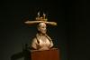 Salvador Dali statue, Museo Botero, Bogotá CO