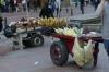 Street vendors in Bogotá CO