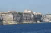 Leaving the white cliffs of Bonofacio