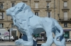 Le Lion Bleu in Place de Stalingrad, Bordeaux