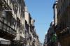 Rue Ste Catherine, Bordeaux - reportedly the longest shopping street in Europe