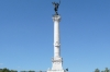 Monument aux Girondins in Place des Quinconces, Bordeaux