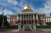 Massachusetts State House, Boston Freedom Walk. 1781
