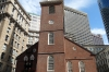 Ols South Meeting House. Boston Freedom Walk