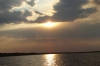 Sunset from Chobe National Park, Botswana