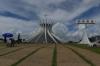 Our Lady of Aparecida Metropolitan Cathedral, Brasilia BR