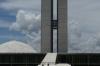 Palácia do Congreso Nacional (National Congress Palace), Brasilia BR