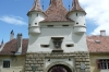 Catherine's Gate, south-western side of Brasov