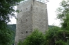 Black tower, medieval fortification, Brasov