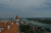View from the Crown Tower, Bratislava Castle, SK