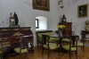 Furniture from St Petersburg C19 in Empire style, Red Stone Castle near Častá SK