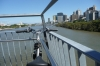 Brisbane on a Bike - Goodwill Bridge QLD
