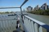 Brisbane on a Bike - Goodwill Bridge QLD
