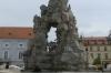 Statue in Vegetable Market Square, Brno CZ
