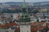 The Tower of the Church of Sts Peter & Paul, Brno CZ