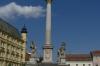 Statue in Náměstí Svobody, Brno CZ