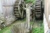 Watermills in Village Museum, Budapest