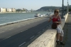 On the Danube River. Exploring Budapest HU