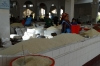 The rice stall. Kolkhoz Bazaar
