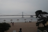Gwangan Grand Bridge from Songdo Beach, Busan, South Korea