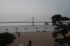 Gwangan Grand Bridge from Songdo Beach, Busan, South Korea