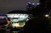 Narimaru APEC centre. Haeundae, Busan, South Korea