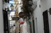 Lovely narrow streets. Tarifa - lunch stop